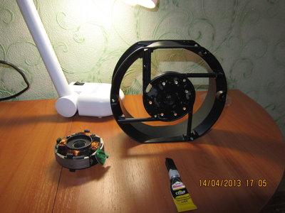 вентилятор RQD 172X150X51MS